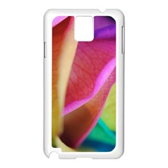 Rainbow Roses 16 Samsung Galaxy Note 3 N9005 Case (White)