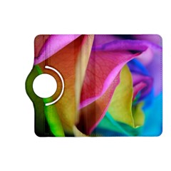 Rainbow Roses 16 Kindle Fire HD 7  (2nd Gen) Flip 360 Case
