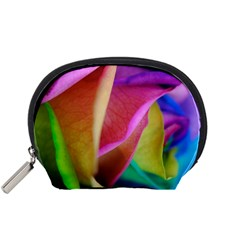 Rainbow Roses 16 Accessory Pouch (small)