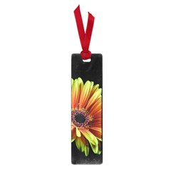 Yellow Orange Gerbera Daisy Small Bookmark