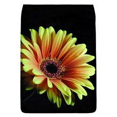 Yellow Orange Gerbera Daisy Removable Flap Cover (Large)