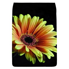 Yellow Orange Gerbera Daisy Removable Flap Cover (Small)