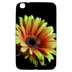 Yellow Orange Gerbera Daisy Samsung Galaxy Tab 3 (8 ) T3100 Hardshell Case