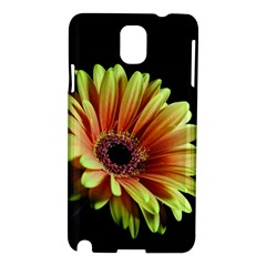 Yellow Orange Gerbera Daisy Samsung Galaxy Note 3 N9005 Hardshell Case