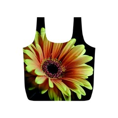 Yellow Orange Gerbera Daisy Reusable Bag (S)