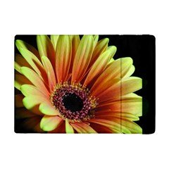 Yellow Orange Gerbera Daisy Apple iPad Mini 2 Flip Case