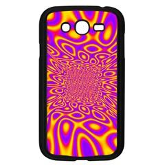 Psycedelic Warp Samsung Galaxy Grand DUOS I9082 Case (Black)