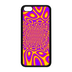 Psycedelic Warp Apple Iphone 5c Seamless Case (black)