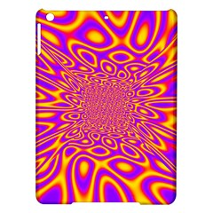 Psycedelic Warp Apple iPad Air Hardshell Case
