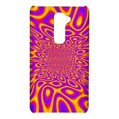 Psycedelic Warp LG G2 Hardshell Case