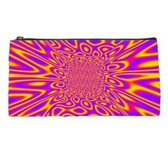 Psycedelic Warp Pencil Case