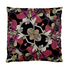 Floral Arabesque Decorative Artwork Cushion Case (Two Sided)