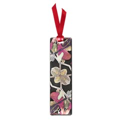 Floral Arabesque Decorative Artwork Small Bookmark