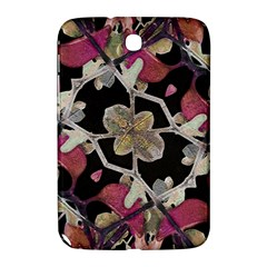 Floral Arabesque Decorative Artwork Samsung Galaxy Note 8 0 N5100 Hardshell Case