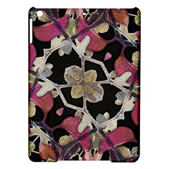 Floral Arabesque Decorative Artwork Apple iPad Air Hardshell Case