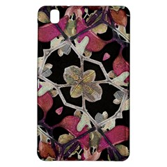 Floral Arabesque Decorative Artwork Samsung Galaxy Tab Pro 8.4 Hardshell Case
