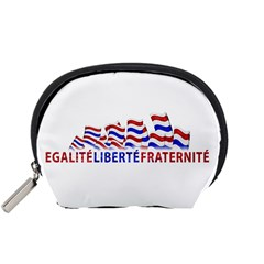 Bastille Day Accessory Pouch (small)