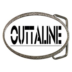 OUTTALINE BUCKLE Belt Buckle (Oval)