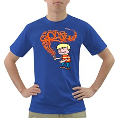 Squish Men s T Shirt (colored)