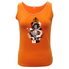 Pinup 1 Women s Tank Top (dark Colored)