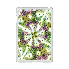 Neo Noveau Style Background Pattern Apple iPad Mini 2 Case (White)