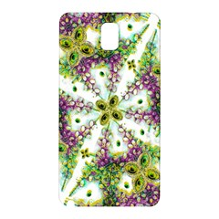 Neo Noveau Style Background Pattern Samsung Galaxy Note 3 N9005 Hardshell Back Case