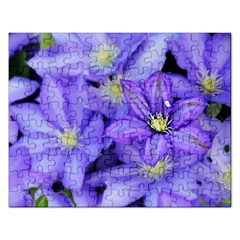 Purple Wildflowers For Fms Jigsaw Puzzle (Rectangle)