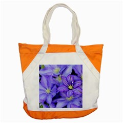 Purple Wildflowers For Fms Accent Tote Bag