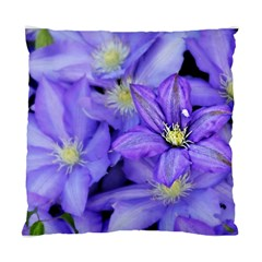 Purple Wildflowers For Fms Cushion Case (single Sided)