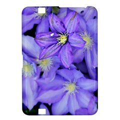 Purple Wildflowers For Fms Kindle Fire HD 8.9  Hardshell Case