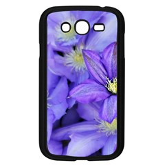 Purple Wildflowers For Fms Samsung Galaxy Grand DUOS I9082 Case (Black)