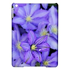 Purple Wildflowers For Fms Apple iPad Air Hardshell Case