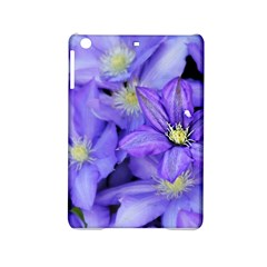 Purple Wildflowers For Fms Apple iPad Mini 2 Hardshell Case