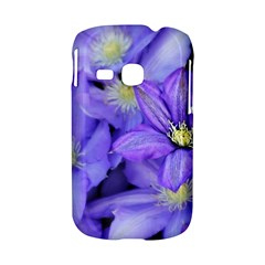 Purple Wildflowers For Fms Samsung Galaxy S6310 Hardshell Case