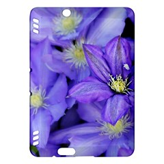Purple Wildflowers For Fms Kindle Fire HDX 7  Hardshell Case