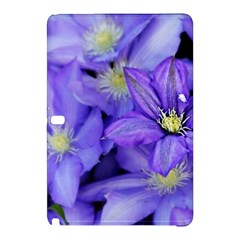 Purple Wildflowers For Fms Samsung Galaxy Tab Pro 10.1 Hardshell Case
