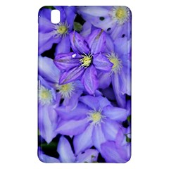 Purple Wildflowers For Fms Samsung Galaxy Tab Pro 8 4 Hardshell Case