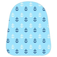 Anchors In Blue And White School Bag (small)