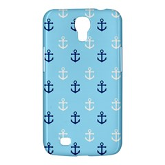 Anchors In Blue And White Samsung Galaxy Mega 6 3  I9200 Hardshell Case