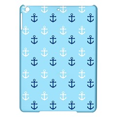Anchors In Blue And White Apple Ipad Air Hardshell Case