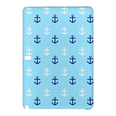 Anchors In Blue And White Samsung Galaxy Tab Pro 10.1 Hardshell Case