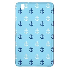 Anchors In Blue And White Samsung Galaxy Tab Pro 8.4 Hardshell Case
