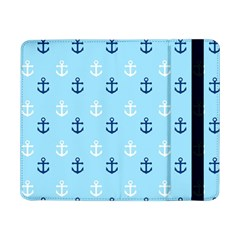 Anchors In Blue And White Samsung Galaxy Tab Pro 8 4  Flip Case