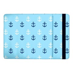 Anchors In Blue And White Samsung Galaxy Tab Pro 10 1  Flip Case