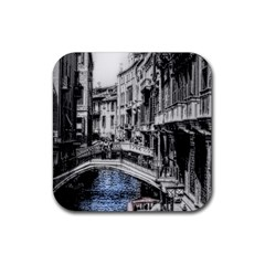 Vintage Venice Canal Drink Coasters 4 Pack (square)