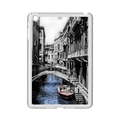 Vintage Venice Canal Apple Ipad Mini 2 Case (white)