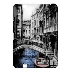 Vintage Venice Canal Kindle Fire HD 8.9  Hardshell Case