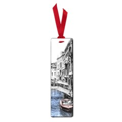 Vintage Venice Canal Small Bookmark