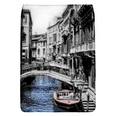 Vintage Venice Canal Removable Flap Cover (Small)