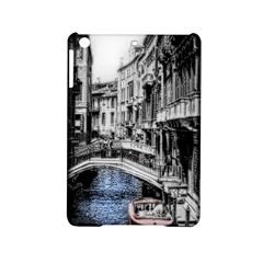 Vintage Venice Canal Apple iPad Mini 2 Hardshell Case